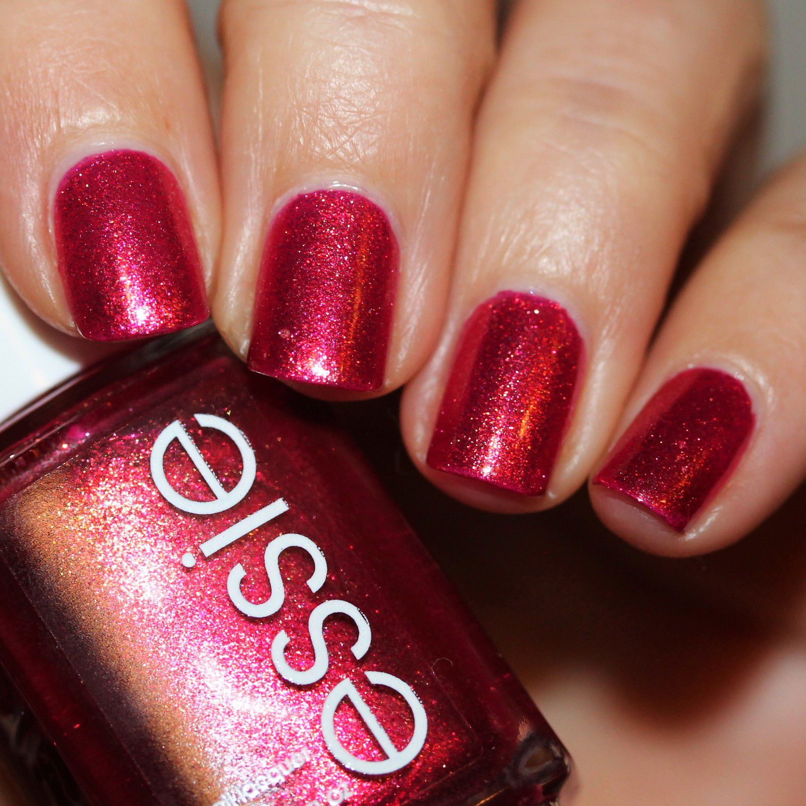 Essie Protein Base Coat / Essie In a Gingersnap / Essie Gel Top Coat