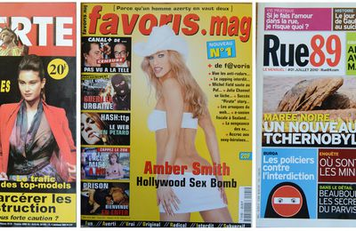 A vendre Magazines N°1