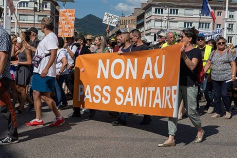 Au moins 276 manifestations samedi 11 septembre 2021 contre le pass sanitaire