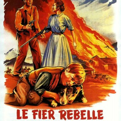Critique - Le Fier Rebelle (Michael Curtiz - 1958)  ****