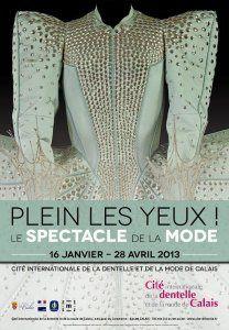 Plein les yeux pour le spectacle de la mode! C'est à Calais que ça se passe!