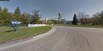 Incendie dans une cimenterie de l'Isère, la fumée visible dans le Bugey
