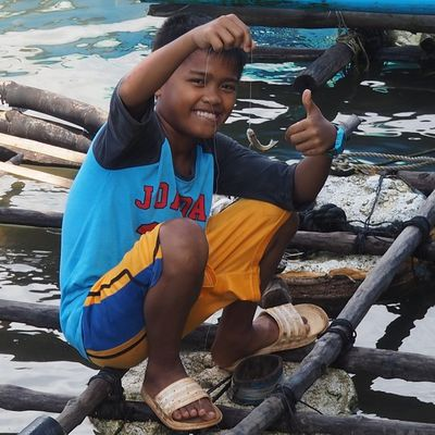 DÉJÀ UN MOIS QUE NOUS SOMMES AUX PHILIPPINES