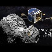 "Rosetta : le robot Philae a atterri sur la comète "" Tchouri "" - OOKAWA Corp."