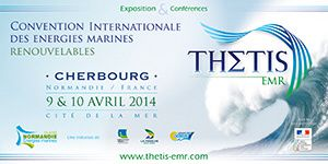 Normandie: ENERGIES MARINES RENOUVELABLES a Cherbourg !