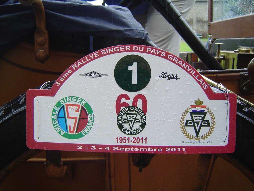 Album - Rallye Singer 4 Septembre 2011