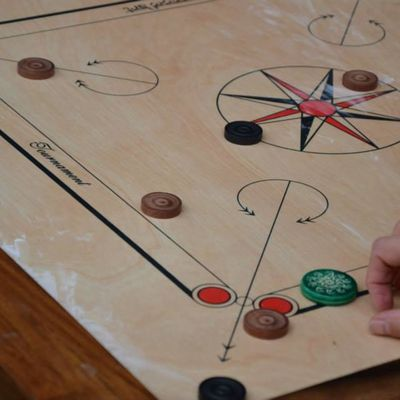 CARROMEGA CLUB CALADOIS CARROM