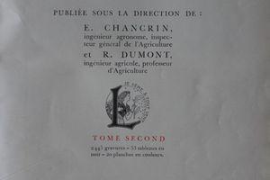 LAROUSSE AGRICOLE 1921