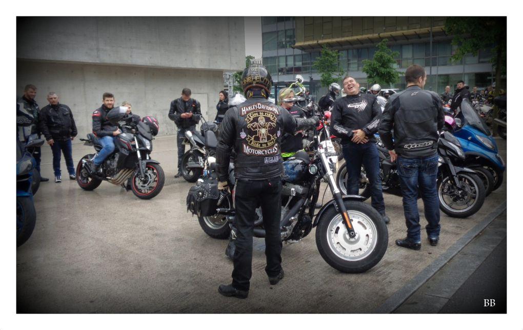 FFMC 57 appelle les motards à manifester le 13 mai 2017
