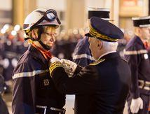 Sapeurs-pompiers des Vosges : les médaillés du jour