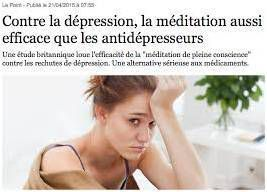Méditation Pleine Conscience ou MBSR (Mindfulness Based Stress Reduction)