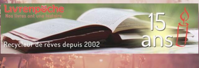 Livrenpoche donne une seconde vie au livre papier sur internet
