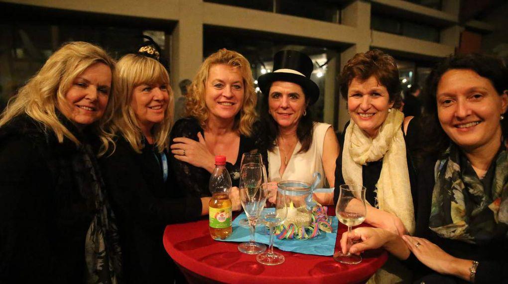 """Überragender Erfolg der """"Fastnacht in Franken"""" wurde bei der AfterShowParty im HdB zünftig gefeiert - Impressionen"""