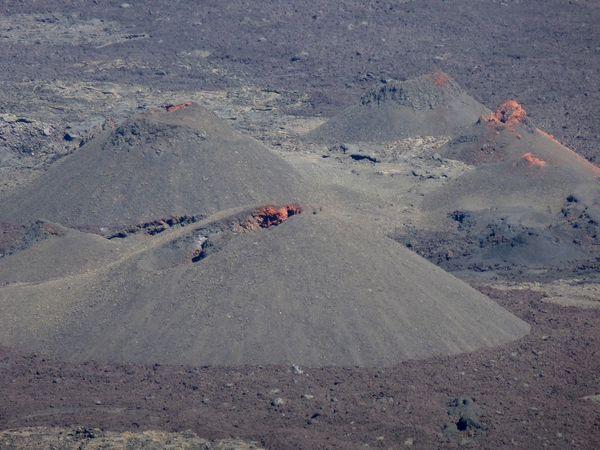 La Réunion - Randonnée au Vocan : Piton de la Fournaise 2632 m