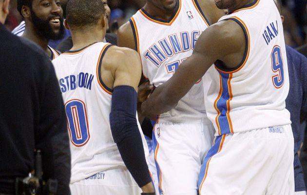 NBA: Oklahoma City a encore beaucoup appris