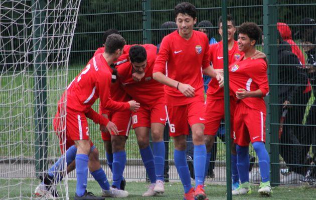 Les U18 de Vénissieux FC cherchent l'exploit en Gambardella
