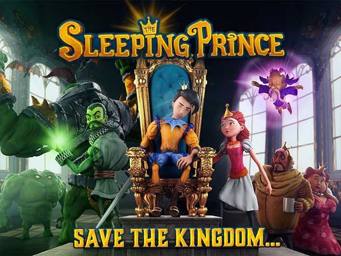 Jeux video: The Sleeping Prince sur iphone !