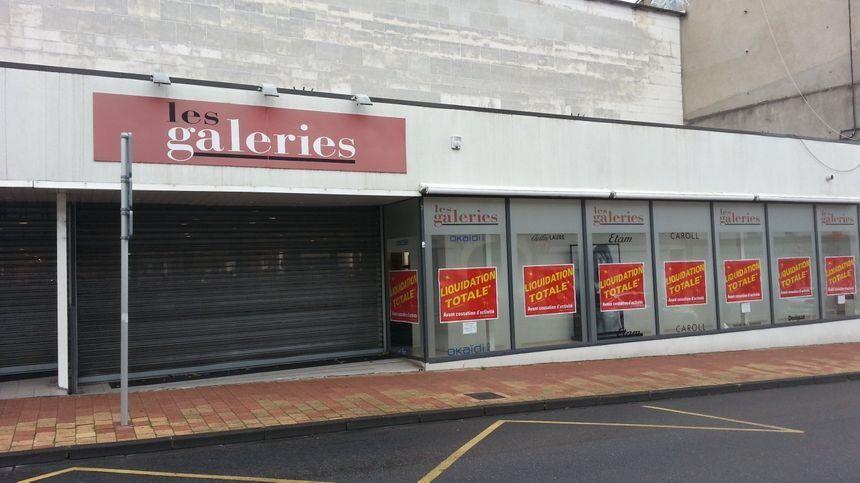 Les locaux des Galeries ont changé de propriétaire