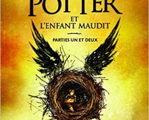 Harry Potter et l'enfant maudit, de JK Rowling