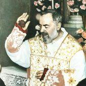 Cadeau aux fidèles de Padre Pio
