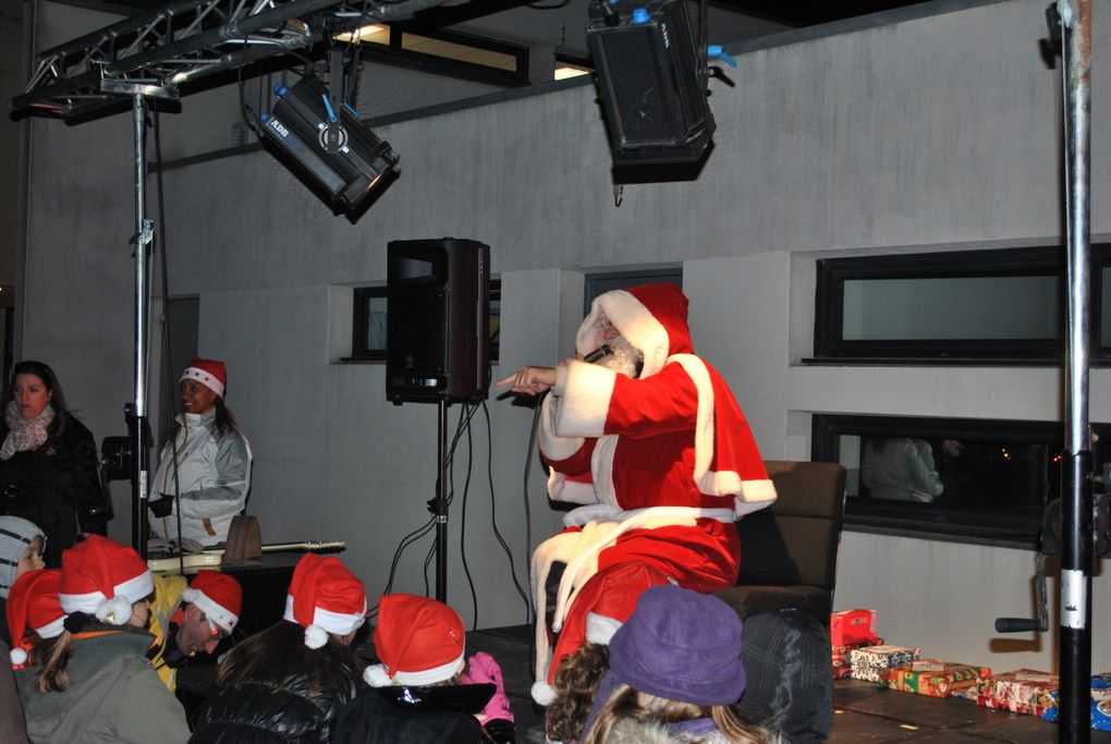 Album - Chariot du père Noël 2010