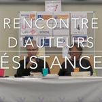 Vidéo de la rencontre d'auteurs de l'antre des livres : Résistances