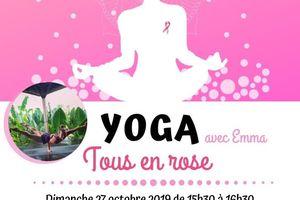 Séance de Yoga demain, dimanche