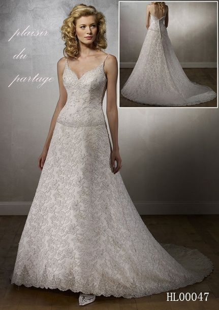 de très belles robes de marièes