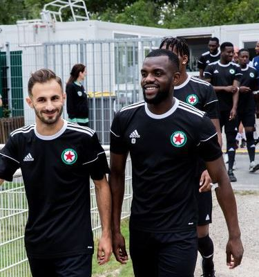 National 1 : Pythoclès Bazolo (Red Star FC) va rater la reprise