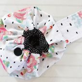 New Video: Round Drawstring Makeup Bag and Happy National Bias Tape Day
