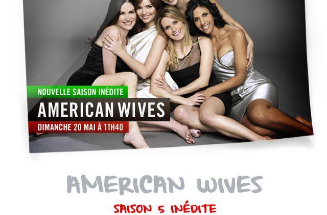 American Wives saison 5 dès le 20 mai sur TMC.