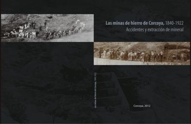 El libro de las minas de hierro de Corcoya, 1840-1922