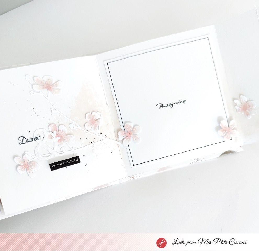 """Mini album """"Bonheur"""" par Laetitia"""