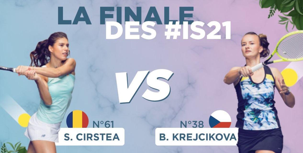 Krejcikova / Cirstea : Sur quelle chaîne suivre la Finale du Tournoi WTA de Strasbourg samedi ?