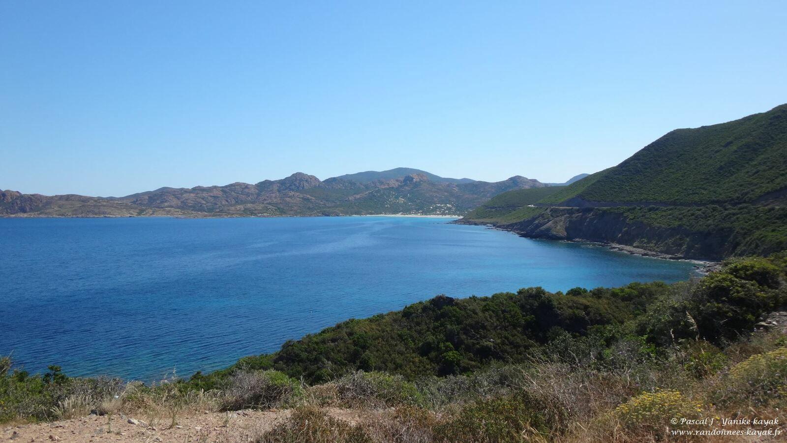 Corsica 2021, la beauté, essentielle, de la nature - Chapitre 7 : de Bastia au Golfe de Porto