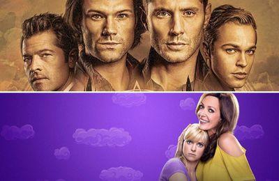 Audiences du jeu.10/10 : Retour solide pour Supernatural, Mom réalise sa pire audience historique