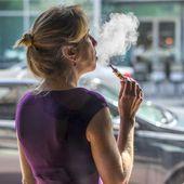 Cigarette électronique : la France va lancer un dispositif de surveillance - MOINS de BIENS PLUS de LIENS