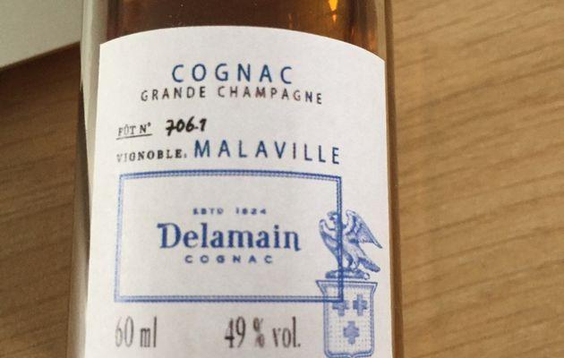 "Cognac Delamain ""Malaville"" Single Cask"