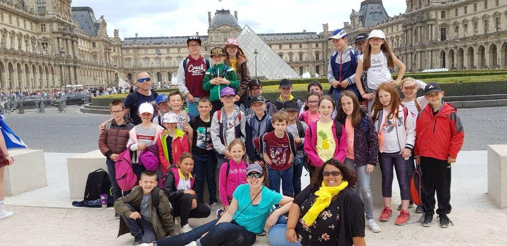 Matinée au Louvre
