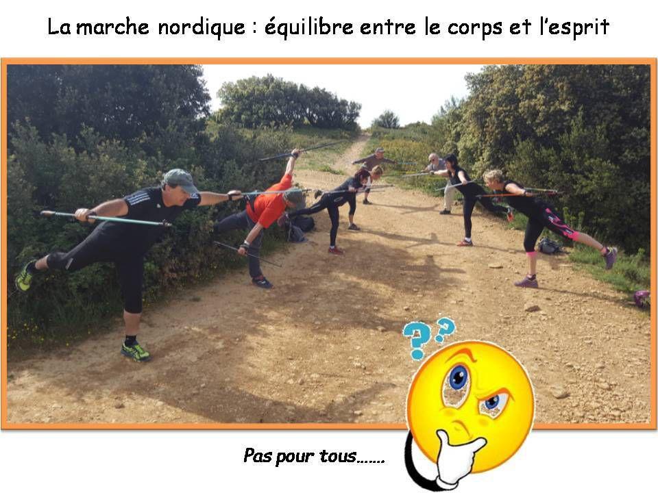Marche nordique récapitulatif saison 2017/18