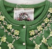 Création couture, tricot, collier, customisation...