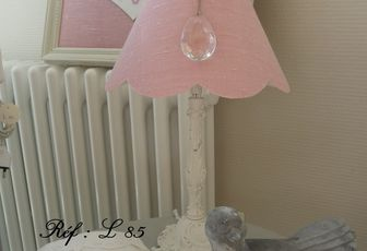 """L85 - Lampe """"pampille"""""""