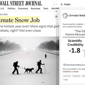 Climate Feedback: in depth analyses of the scientific credibility of climate media articles