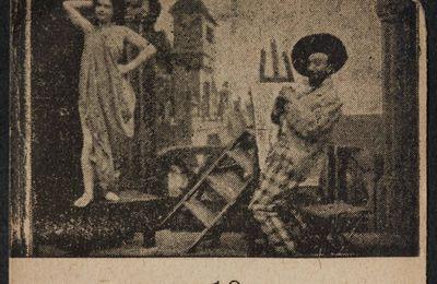 MELIES INEDITS ET FILMS EN PAPIER : LE « CINEMATOGRAPHE DE POCHE » DE LEON BEAULIEU (1896-1901)