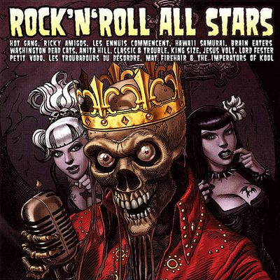 Rock'n'roll all stars - 2004