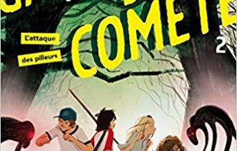 Les gardiens de la comète, tome 2 : L'attaque des pilleurs / Olivier Gay