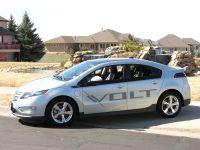 Chevrolet Volt 2 en préparation