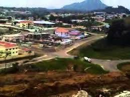 Evinayong, Guinea Ecuatorial.- El Muni.