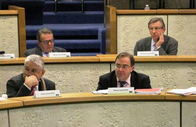 Commission permanente de mars 2015, décisions concernant le canton de Châteaudun