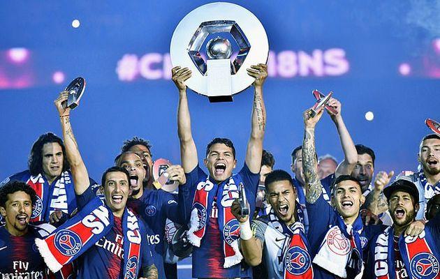 Le PSG devrait être «sacré champion de France» après l'annulation de la Ligue 1 en raison de la pandémie de coronavirus